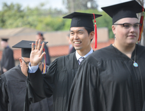 Watch the 2015 Commencement Ceremony