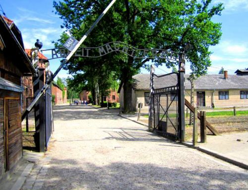 Reflections on God, After Auschwitz
