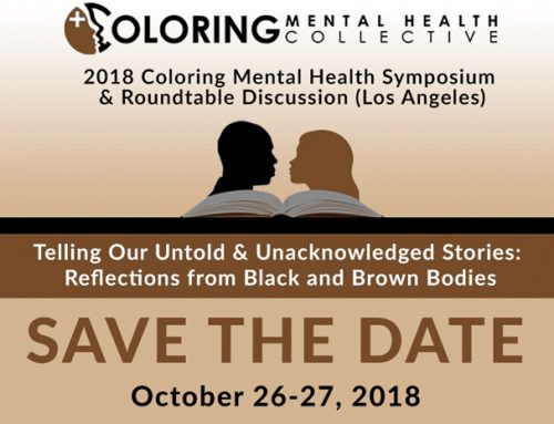 Save the Date for The Coloring Mental Health Collective