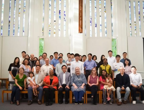 2018 The Opening Gathering and Worship Service of Claremont Korean Students