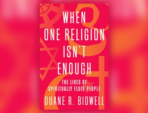 Listen to Dr. Duane Bidwell talk about his new book
