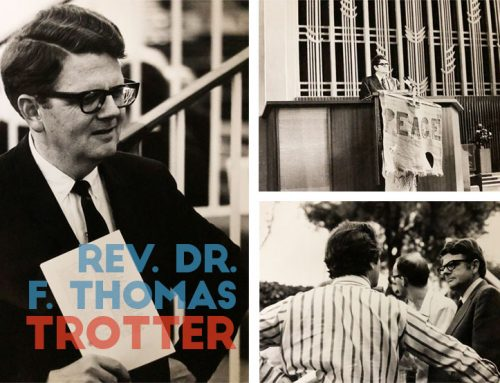 In Memoriam of Rev. Dr. F. Thomas Trotter