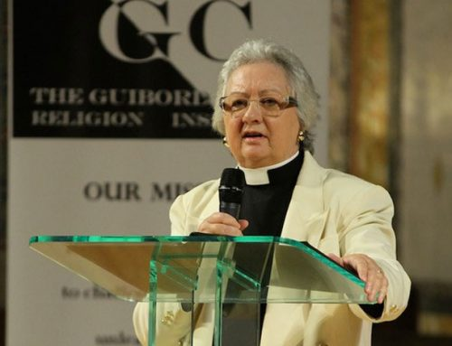 In Memoriam of Rev. Dr. Gwynne Guibord